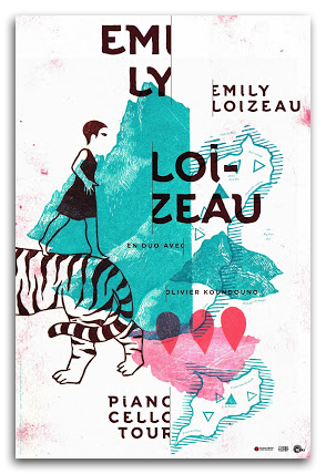 piano cello tour / emily loizeau