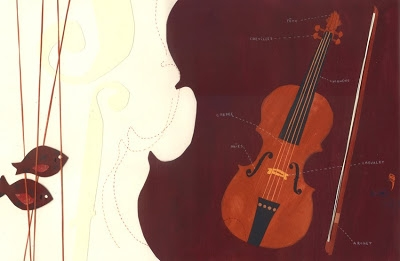 Adala et petit violon
