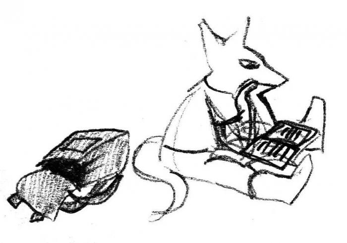 lecteur loup
