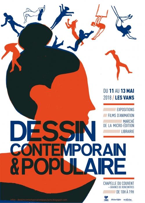 dessin contemporain & populaire 2018
