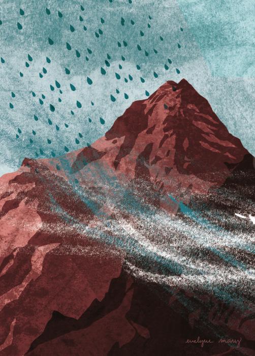 géologie imaginaire de l'ardèche - érosion