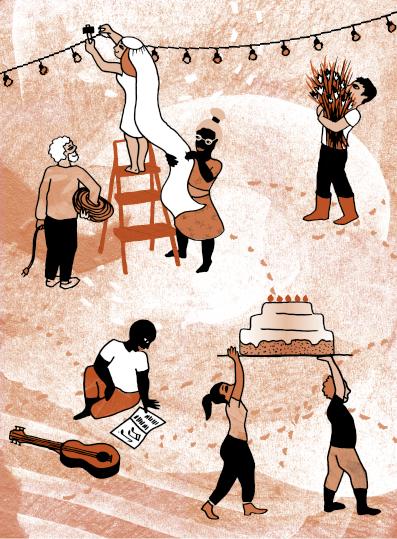 se marier autrement - mariage participatif
