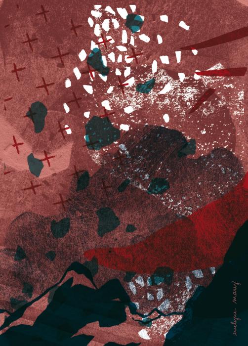 géologie imaginaire de l'ardèche - géomorphisme