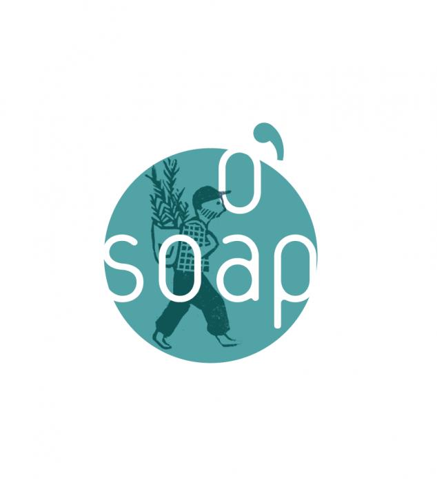 o'soap emballage savon