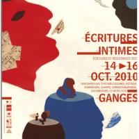 écritures intimes /ganges